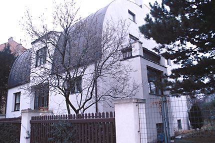 ADOLF LOOS - Steiner House, 1910