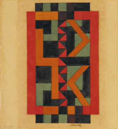 AUGUSTE HERBIN - COMPOSITION - 1925.