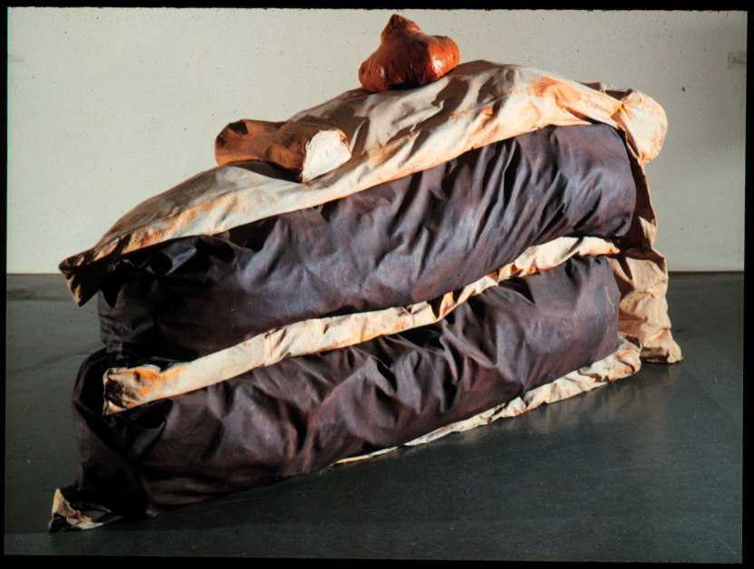 CLAES OLDENBURG - FLOOR CAKE, 1962.