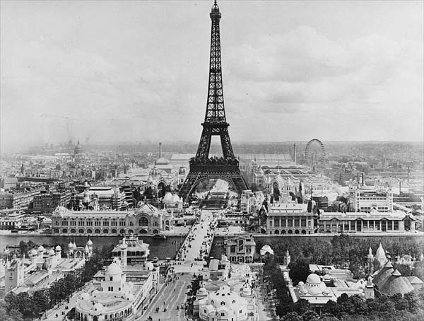 EXPOSITION UNIVERSELLE - 1900 - PARIS