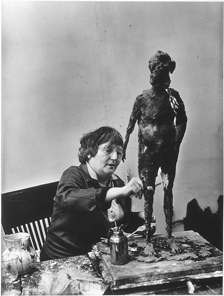 GERMAINE RICHIER - ATELIER.