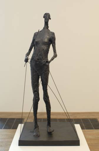 GERMAINE RICHIER - DIÁBOLO, 1950.