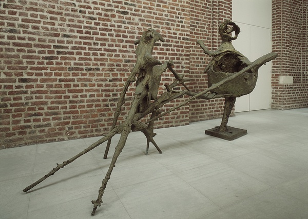 GERMAINE RICHIER - LA MONTAGNE, 1955-56.