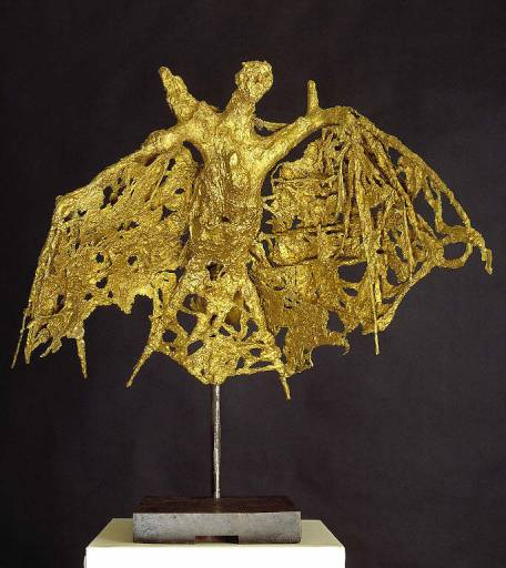 GERMAINE RICHIER - THE BAT, 1946.