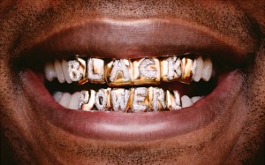 HANK WILLIS THOMAS - BLACK POWER - 2008.
