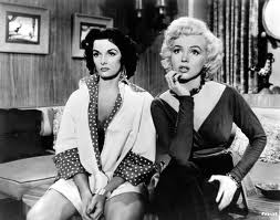 HOWARD HAWKS - GENTLEMEN PREFER BLONDES - JANE RUSSEL E MARILYN MONROE - 1959.