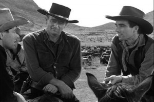 HOWARD HAWKS - RED RIVER - JOHN WAYNE E MONTGOMERY CLIFT - 1948.