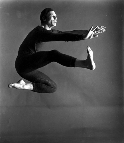 MERCE CUNNINGHAM - Antic Meet, 1958