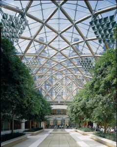 MICHAEL HOPKINS - NEW PARLIAMENTARY BUILDING - LONDON - 2000.