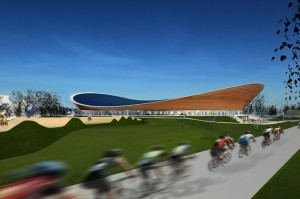 MICHAEL HOPKINS - VELODROME - LONDON - 1012.