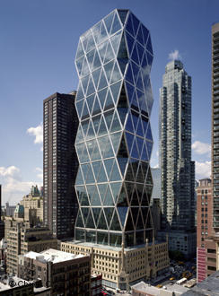 NORMAN FOSTER - TORRE HEARST, ny, 2006.