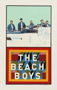 PETER BLAKE - BEACH BOYS - 1964.