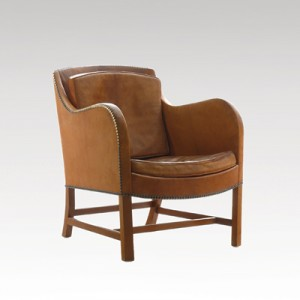 KAARE KLINT - EASY CHAIR, 1930.